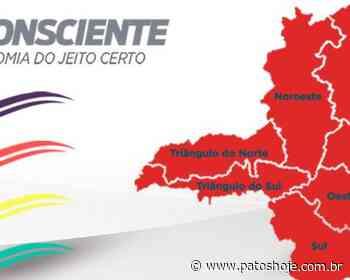 Patos de Minas continua na Onda Vermelha junto com outras 11 regiões de Minas Gerais - Patos Hoje - Notícias de Patos de Minas