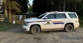 Western Alberta house fire that left 2 children dead not suspicious: RCMP