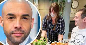 GMB's Alex Beresford is really on to something with his holidaying in UK restaurant 'quick tip' - Bristol Live