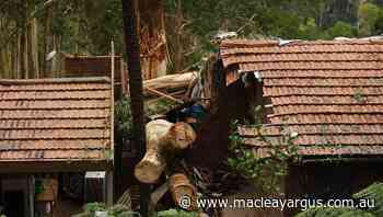 'Stay away' from storm-hit Victorian areas - The Macleay Argus