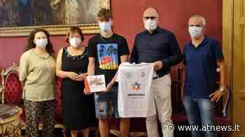 Asti, magliette e chiavette USB personalizzate ai volontari del Servizio Civile Universale - ATNews