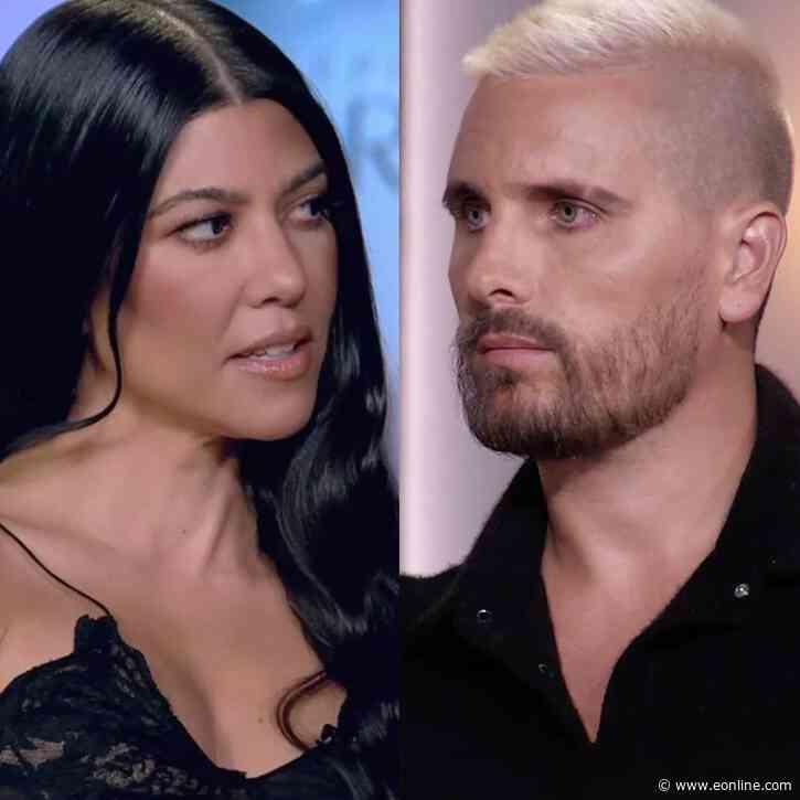 Scott Disick Reveals What Really Broke Up His Relationship With Kourtney Kardashian - E! Online