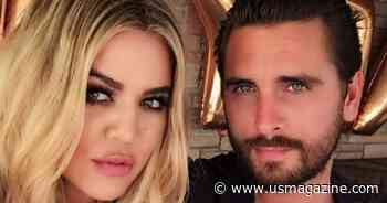 Scott Disick Fires Back at Troll Who Comments 'Who Is She?' on Pics of Khloe Kardashian - Us Weekly