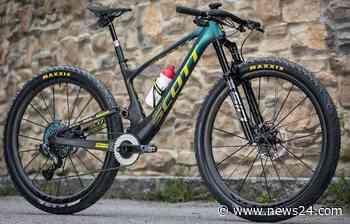 Bike check - A world champ's Scott Spark RC - News24