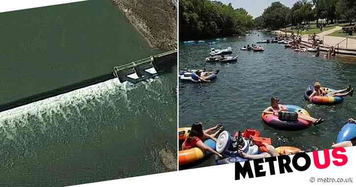Three tubers dead, four rescued, two missing after going over 8-foot dam