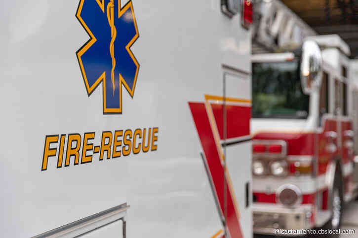 Fairfield Firefighter In Critical Condition After Suffering Cardiac Arrest After House Fire