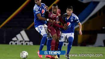 En vivo: siga Tolima vs. Millonarios, final del fútbol colombiano - ElTiempo.com