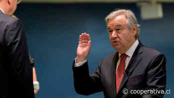 António Guterres seguirá como secretario general de la ONU hasta final de 2026