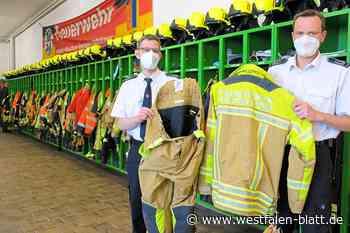 Feuerwehr in Hiddenhausen soll neue Fahrzeuge bekommen - Westfalen-Blatt
