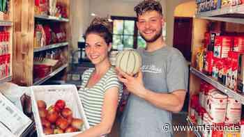Neuer Tante-Emma-Laden in Moosburg eröffnet: Junges Geschwisterpaar erfüllt sich großen Traum - Merkur Online