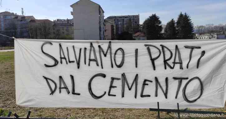 Anche a Torino esempi di consumo di suolo, come il progetto per i 'prati di Parella'