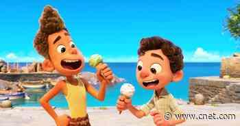 Luca movie review: Pixar's adorable Disney Plus daydream bottles summer     - CNET
