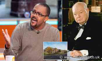 Cambridge group set up to probe links between Winston Churchill, race and empire is disbanded