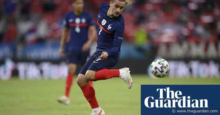 Antoine Griezmann worth his weight in gold for France and Deschamps