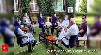 Centre likely to hold talks with J&K parties before month-end: Officials