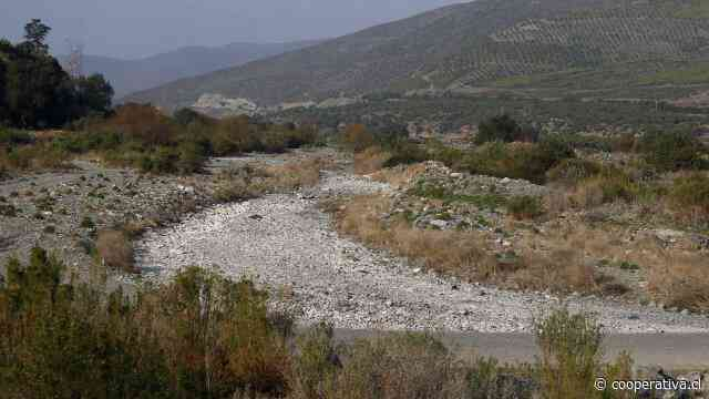Experto advierte: Para 2025 podemos tener un problema general de agua por la mega sequía