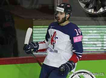 UK Hockey: British player gets entry-level deal with Coyotes
