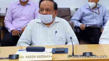 Laxity in following COVID-appropriate behaviour led to second wave: Health Minister Harsh Vardhan