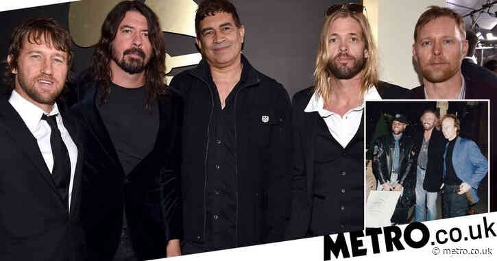 Foo Fighters become Dee Gees for disco album of Bee Gees covers