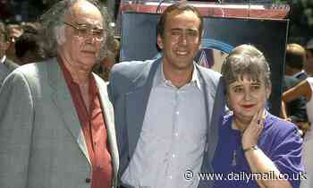 Nicolas Cage's mother Joy Vogelsang dead at 85: Former dancer 'plagued by schizophrenia