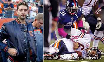 Retired NFL quarterback Jay Cutler, 38, predicts 'CTE is coming' and says he has memory issues