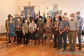 A Valmadrera il Prefetto di Lecco ha consegnato cinque Medaglie d'Onore - Lecco Notizie