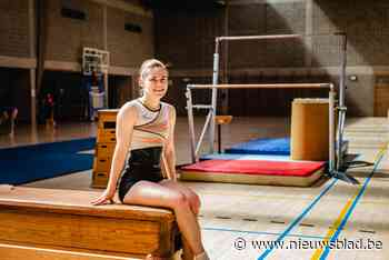 Edegemse gymnaste wil België trots maken op Special Olympics Wereldspelen - Het Nieuwsblad