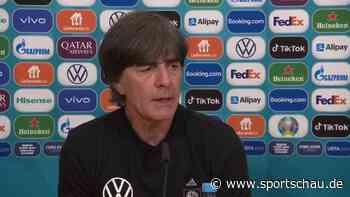 Livestream - die DFB-Pressekonferenz mit Löw und Kimmich