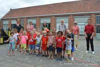 Kleuterschool Driessprong verwelkomt na de zomer kinderopvan... (Deinze) - Het Nieuwsblad