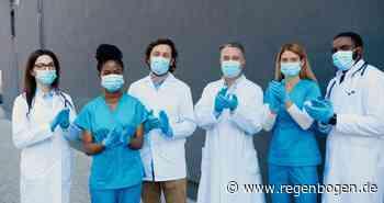 Dresden-Preis für medizinisches Personal - Regenbogen