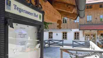 Corona-Lockerungen in Bayern: Vielen Wirtsleuten fehlt Personal - Auch Tegernseer Hof bleibt vorerst zu - Merkur.de