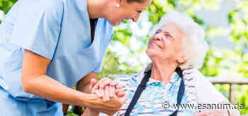 England plant Impfpflicht für Personal in Pflegeheimen - esanum