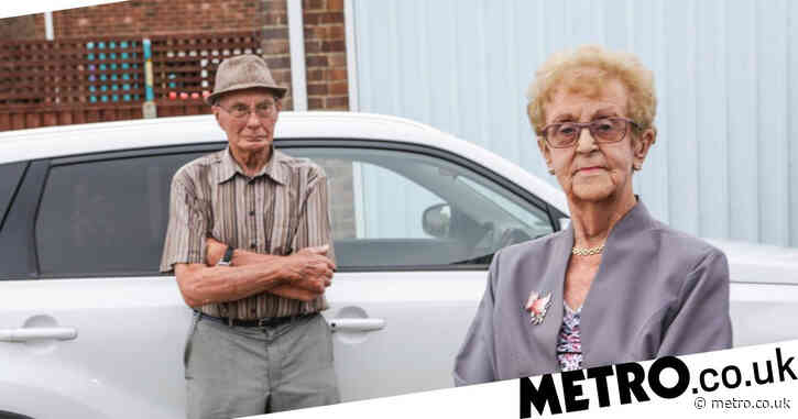 Pensioner, 92, fined after stopping 'for two minutes' to make charity donation