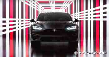 Tesla Model S Plaid has 348-mile EPA range rating with 21-inch wheels     - Roadshow