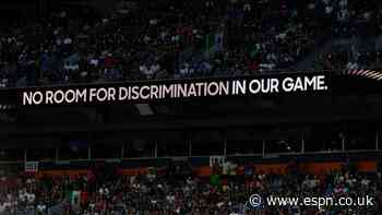 Mexico sanctioned for recurrence of anti-gay chant