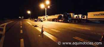 Motociclista morre após atropelar cavalo em rodovia de Mimoso do Sul - www.aquinoticias.com