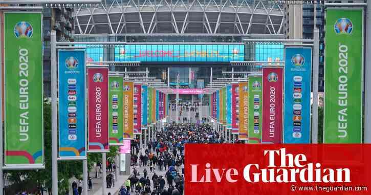 England v Scotland: Euro 2020 – live!