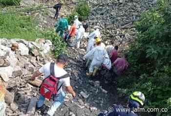 Dos muertos deja accidente en mina de Caldas - La FM