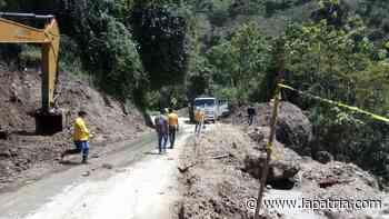 Así están las vías de Caldas este jueves: restricciones en Neira, Salamina y San José - La Patria.com