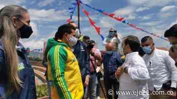 En Caldas el ministerio de Deporte presentó la iniciativa Líders Colombia para fortalecer los campamentos juveniles - Eje21