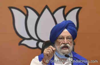 PM sanctioned 41 oxygen plants for Punjab: Hardeep Singh Puri