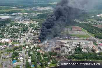 Lac-Megantic to mark 7th anniversary of 2013 rail disaster with memorial site - CityNews Edmonton
