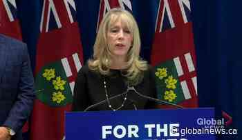 Rod Phillips replacing Merrilee Fullerton as Ontario's LTC minister as part of large cabinet shuffle