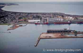 Geraldton dredging on the way - Dredging Today
