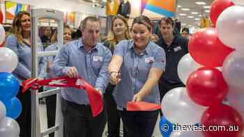 The wait is over: Kmart Geraldton finally opens its doors at Northgate Shopping Centre - The West Australian
