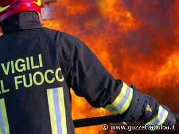 Incendio in una cascina a Bricco de Faule: illesi gli occupanti e gli animali - http://gazzettadalba.it/