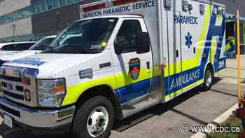Hamilton paramedics by the numbers: how the service ran during a pandemic in 2020