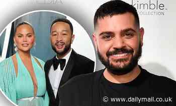 John Legend defends Chrissy Teigen as Michael Costello accuses her of 'victim-blaming'