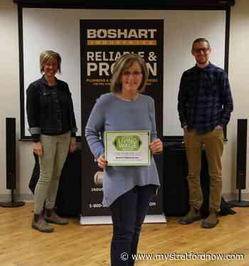 Boshart Industries Milverton's newest Living Wage Employer - My Stratford Now