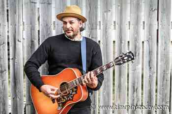 Adrian Sutherland releases new single from upcoming debut solo album - TimminsToday